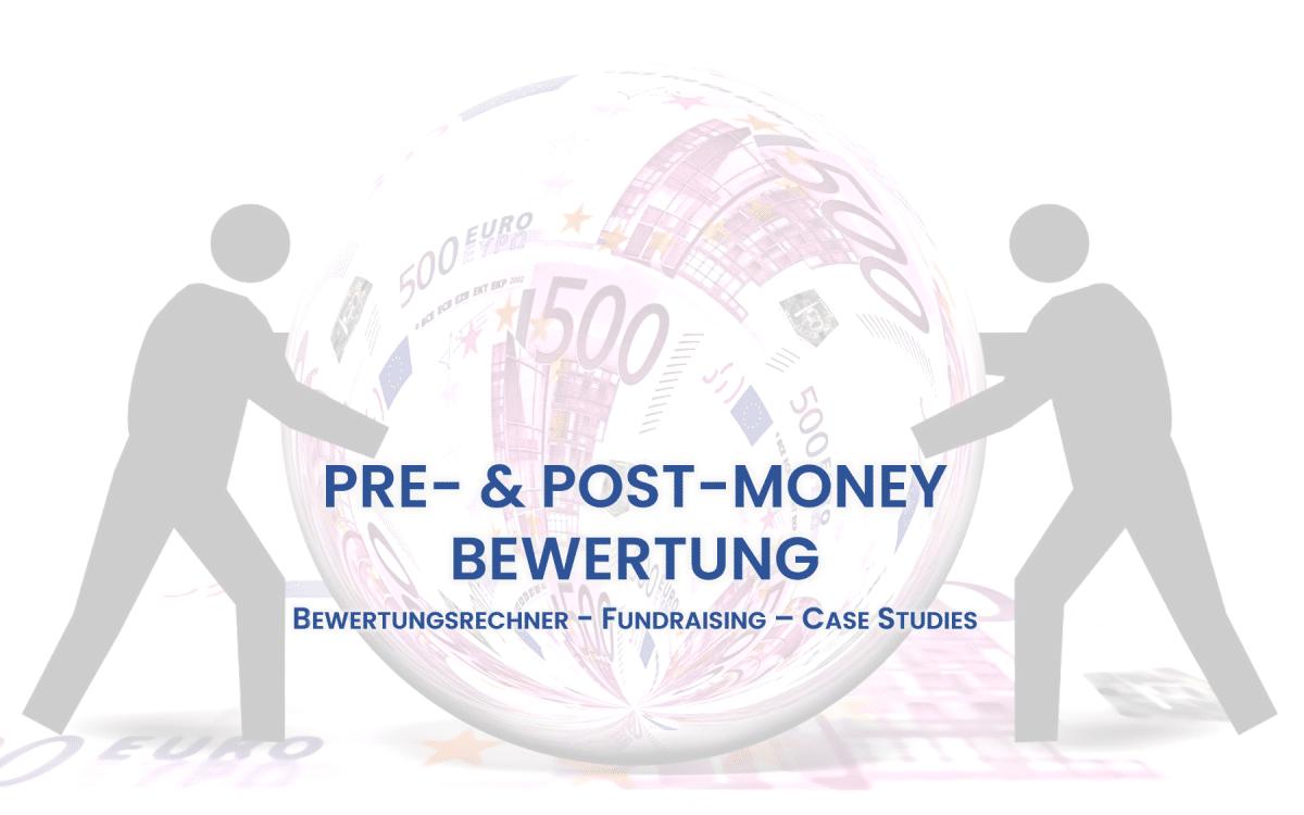 Pre- & Post-Money